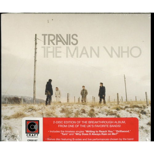 The Man Who (USA-import) (2CD)