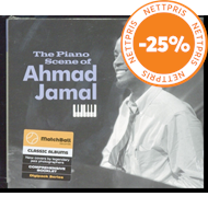 Produktbilde for The Piano Scene Of Ahmad Jamal (UK-import) (CD)