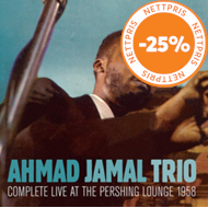 Produktbilde for Complete Live At The Pershing Lounge 1958 (UK-import) (CD)