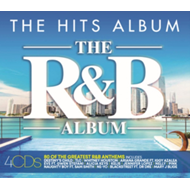 Produktbilde for The Hits Album: The R&B Album (UK-import) (4CD)