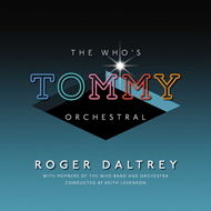 Produktbilde for The Who's 'tommy' Orchestral (UK-import) (CD)