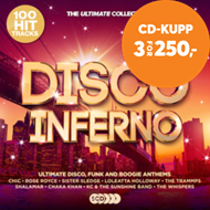 Produktbilde for Disco Inferno (5CD)