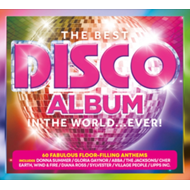Produktbilde for The Best Disco Album In The World... Ever! (UK-import) (3CD)