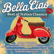 Produktbilde for Bella Ciao Vol. 1 The Best Of Italian Classics (UK-import) (2CD)