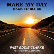 Produktbilde for Make My Day Back To Blues (UK-import) (CD)