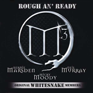 Produktbilde for Rough An' Ready (UK-import) (CD)