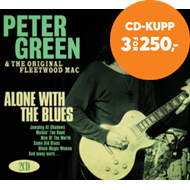 Produktbilde for Alone With The Blues (2CD)
