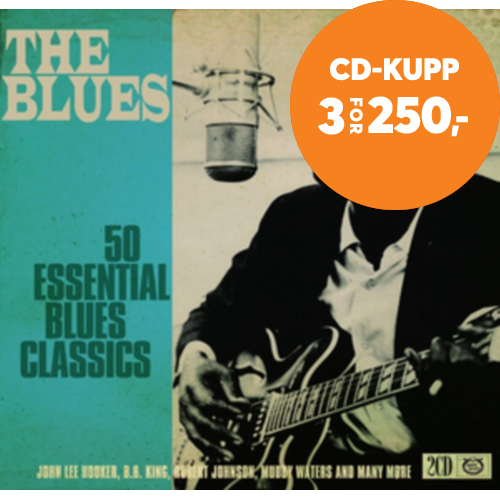 The Blues (2CD)