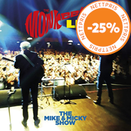 Produktbilde for The Mike & Micky Show Live (CD)