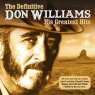 Produktbilde for Definitive Don Williams, The: His Greatest Hits (UK-import) (CD)