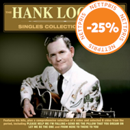 Produktbilde for The Hank Locklin Singles Collection 1948-62 (UK-import) (2CD)