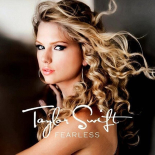 Fearless (UK-import) (CD)
