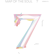 Produktbilde for Map Of The Soul: 7 (Version 01) (CD)