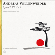 Produktbilde for Quiet Places (CD)