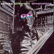 Produktbilde for Different Dimensions (UK-import) (CD)