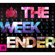 Produktbilde for Ministry Of Sound - The Weekender (UK-import) (3CD)