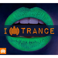 Produktbilde for Ministry Of Sound - I Love Trance (UK-import) (3CD)