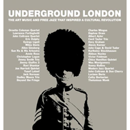 Produktbilde for Underground London: Art, Music & Free Jazz That Inspired A Cultural Revolution (3CD)