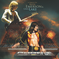 Produktbilde for Tribute To Keith Emerson & Greg Lake (CD)