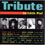 Produktbilde for Edith Piaf Tribute (CD)