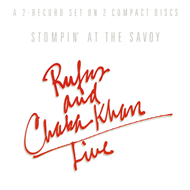 Produktbilde for Stompin' At The Savoy (2CD)