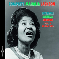 Produktbilde for Complete Mahalia Jackson Vol. 9 - 1958-1959 (UK-import) (CD)