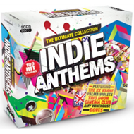 Produktbilde for Indie Anthems (UK-import) (5CD)