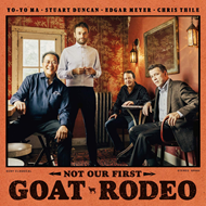 Produktbilde for Not Our First Goat Rodeo (CD)