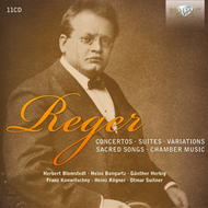 Produktbilde for Reger Collection (11CD)