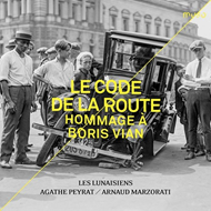 Produktbilde for Le Code De La Route - Hommage A Boris Vian (CD)