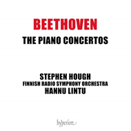 Produktbilde for Beethoven: The Piano Concertos (3CD)