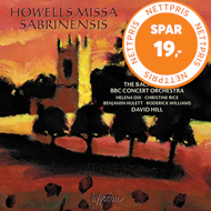 Produktbilde for Howells: Missa Sabrinensis & Michael Fanfare (CD)