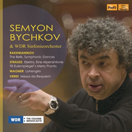 Produktbilde for Semyon Bychkov - The Conductor (SACD-Hybrid)