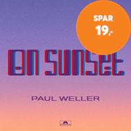 Produktbilde for On Sunset - Deluxe Edition (Bonus Tracks) (CD)