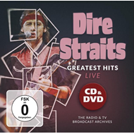 Produktbilde for Greatest Hits Live (CD + DVD)