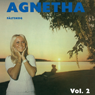 Produktbilde for Agnetha Fältskog Vol.2 (CD)