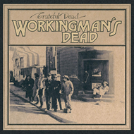 Produktbilde for Workingman's Dead - 50th Anniversary Deluxe Limited Edition (USA-import) (3CD)