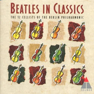 Produktbilde for Cello Submarine - Music Of The Beatles In Classics (CD)