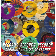 Produktbilde for Records, Records, Records;Drowning In A Sea Of Cramps (2CD)