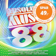 Produktbilde for Absolute Music 88 (Sverige) (2CD)