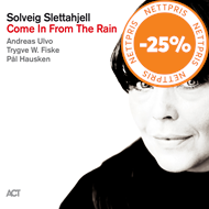 Produktbilde for Come In From The Rain (CD)