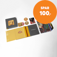 Produktbilde for Goats Head Soup (2020 Stereo Mix) - Super Deluxe Box Set (3CD + Blu-Ray + Bok)