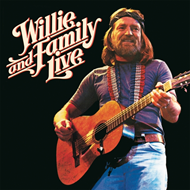 Produktbilde for Willie And Family Live (2CD)