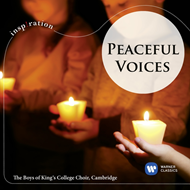 Produktbilde for Peaceful Voices (CD)
