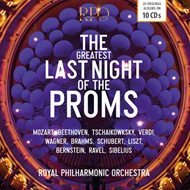 Produktbilde for The Greatest Last Night Of The Proms (10CD)