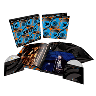 Produktbilde for Steel Wheels Live (Atlantic City, NJ, 1989) - Deluxe Limited Edition (3CD + 2DVD + Blu-Ray + Bok)