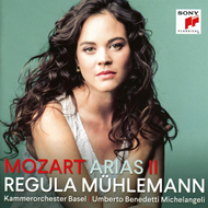 Produktbilde for Mozart Arias II (CD)