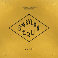 Produktbilde for Babylon Berlin - Original Television Soundtrack, Vol. II (CD)
