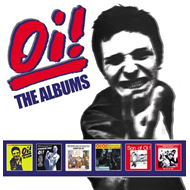Produktbilde for Oi! The Albums (6CD)