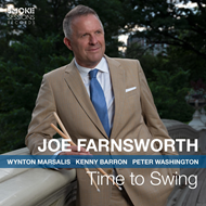 Produktbilde for Time To Swing (CD)